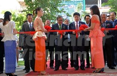 Vietnamese-funded radio station inaugurated in Cambodia