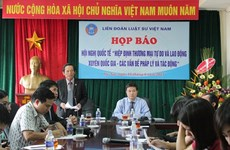 International employment law conference opens in Hanoi