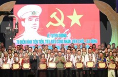 HCM City sets example in national security protection