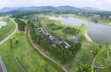 Vinh Phuc promotes green tourism in Dai Lai