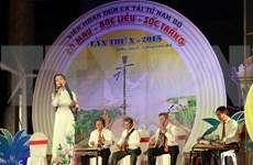 Don Ca Tai Tu festival kicks off in Long An