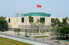 National Assembly house to be handed over next month