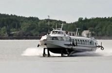 New HCM City hydrofoils cost 1 million USD