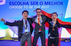 Vietnam clinches first-ever medal at WorldSkills Competition