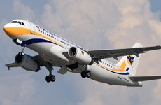 Myanmar reopens several international air routes