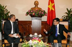 Vietnam, Pakistan hold first political consultation