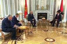 Belarus eyes wider affiliations with Vietnam