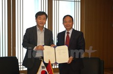 Vietnam News Agency, Yonhap sign content exchange MoU