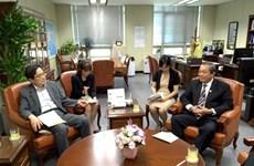 Vietnam, RoK supreme courts promote cooperation