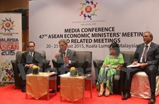 ASEAN discuss Post-2015 Economic Vision by 2025