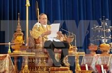 Thai King endorses major cabinet reshuffle