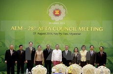 ASEAN economic ministers to meet on August 22-25