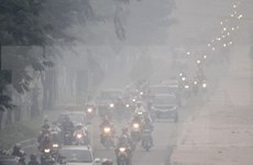 Sub-Mekong region cooperates in trans-boundary haze pollution
