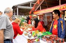 Vietnamese products light up traditional Ukrainian fair