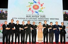 ASEAN Economic Ministers' Meeting opens