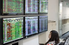 Shares drop for third time