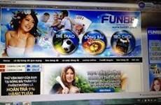 HCM City opens trial on huge online gambling case