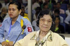 Cambodia: First Lady of Khmer Rouge dies at 83