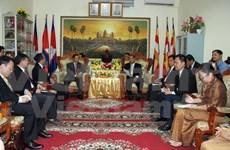 Vietnam, Cambodia boost cooperation in religion management