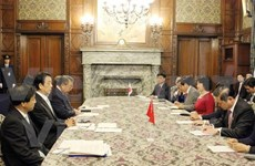 Vietnam wishes to bolster legislative ties with Japan