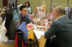 Thai garment, textile businesses eye Vietnamese market