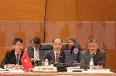 Vietnam actively proffers ideas for AEC formation during AEM 47