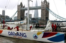 Da Nang team on global tack