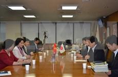 Vietnam, Japan work together in human resources development