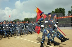 National Day celebrations rehearsed