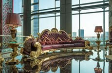 Italy luxury furniture maker comes to Vietnam