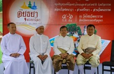 Thailand to host three-religion relationship promotion festival