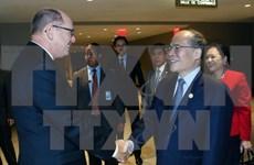 Vietnam to promote ties with Sweden, the UN