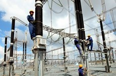 Construction of Long Phu 1 thermo-power plant in progress