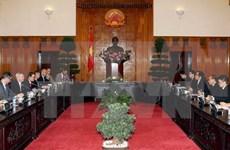 Deputy PM welcomes US business delegation