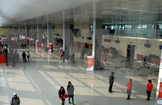 Canadia firm considers 210 mln USD security service at Noi Bai Airport