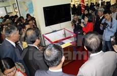 Exhibition on Truong Sa, Hoang Sa archipelagos opens in Da Lat