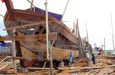 More Quang Binh fishermen to receive shipbuilding loans