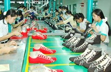 Footwear exports make big gains