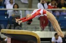 Vietnamese gymnasts return empty-handed