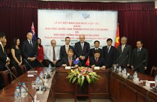 Vietnamese and New Zealand universities expand affiliation