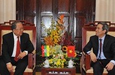 Vietnam, Myanmar central banks increase cooperation
