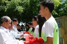 RoK students help Binh Dinh