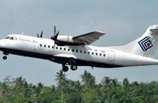 Indonesian airplane crashes into mountain
