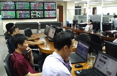 Vietnamese shares fall for third day in a row