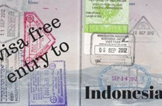 Indonesia: Visa exemption for 45 more countries