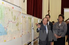 Cambodia makes demarcating map public