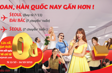 Vietjet Air offers great travel deals