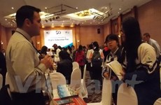 EducationUSA Fall Fair 2015 held in Hue