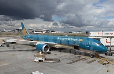Vietnam Airlines conducts nearly 100,000 safe flights