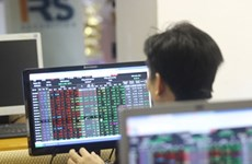 Vietnam's shares gain slightly